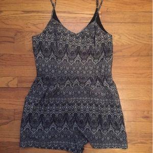 Printed summer jumper